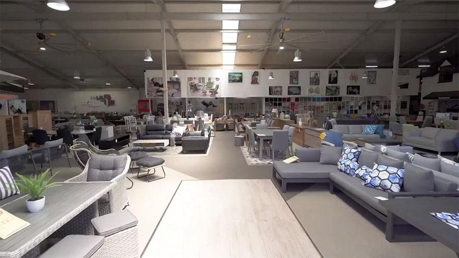 Furniture Showroom at Robert Smith Homemakers